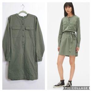 GAP Perfect Utility Pocket Shirtdress size XL tall